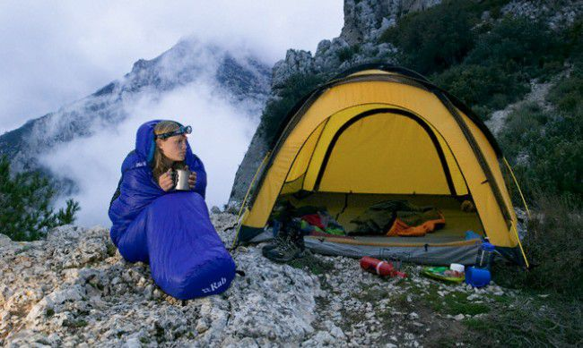 How To Camp Without Breaking The Bank
