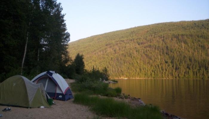 Beginners Camping