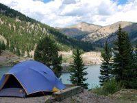 Camping Vacation Money