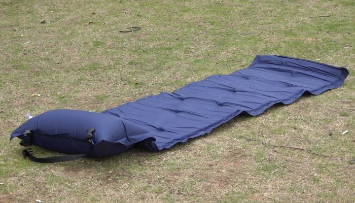 Inflatable Mattresses And Camping