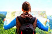 Women Alone on a Journey Abroad